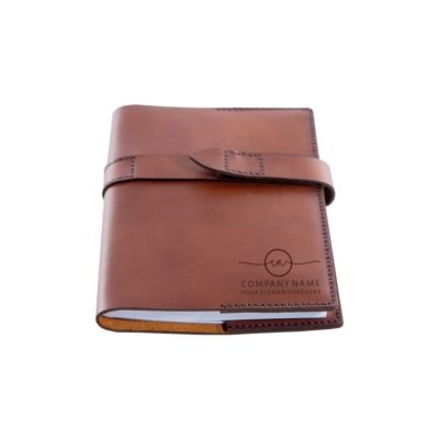 Executive Leather A5 Notebook Cover