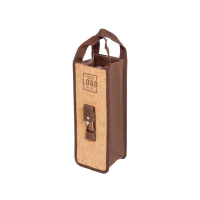 Cork Wine Bag