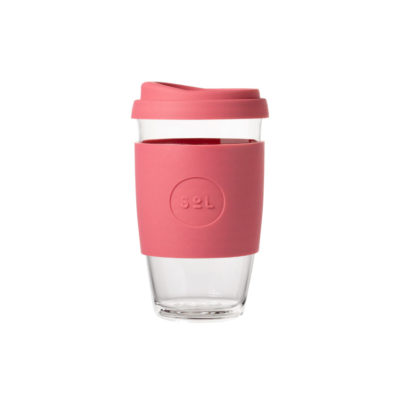 SoL Reusable Glass Cup 470ml