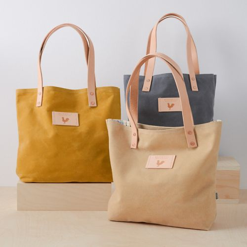 Branded Shoppers & Totes