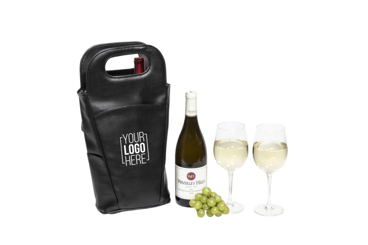 Balthazar Double Wine Tote