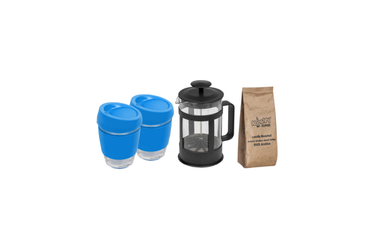 Kooshty Deluxe Coffee Set