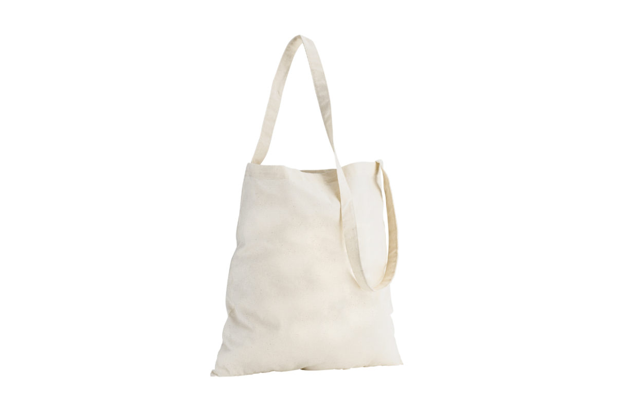 Eco- Cotton Sling Bag