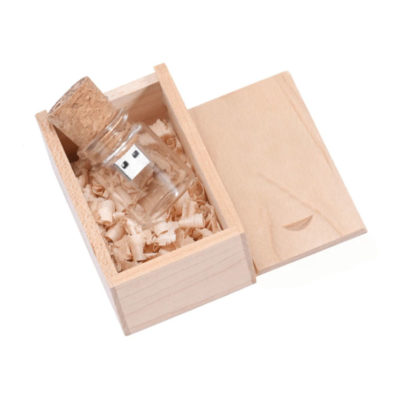 Message In A Bottle USB Box Set